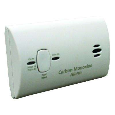 Battery Operated Carbon Monoxide Detector (2-pack)