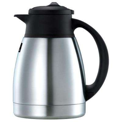 34 oz. Stainless Steel Vacuum Carafe-DISCONTINUED
