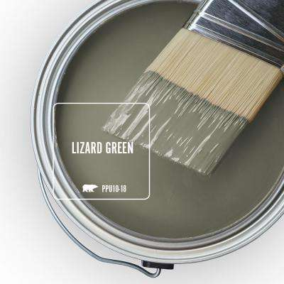 Lizard Green Paint Colors Paint The Home Depot