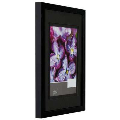 11 in. x 14 in. Black Picture Frame
