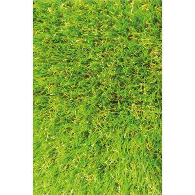 Garden Grass Collection 3 ft. 11 in. x 6 ft. 6 in. Artificial Grass Synthetic Lawn Turf Indoor/Outdoor Carpet