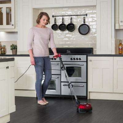 All-in-One Floor Cleaner, Scrubber and Polisher with 23 ft. Power Cord