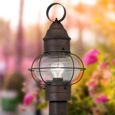 Nantucket Rustique Outdoor Post Lantern