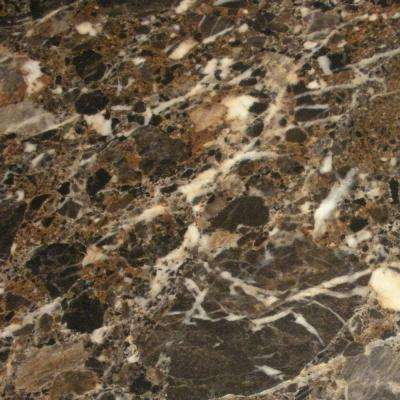 48 in. x 96 in. Laminate Sheet in Breccia Nouvelle Quarry