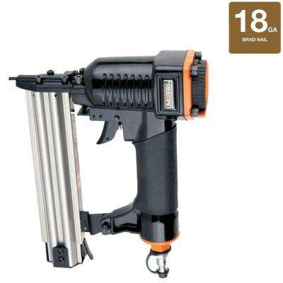 Pneumatic 18-Gauge Strip Brad Nailer