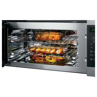 Profile 1.7 cu. ft. Over the Range Speed Cook Convection Microwave in Stainless Steel
