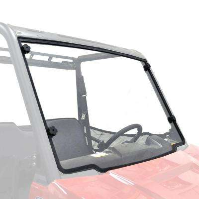 Ranger Mid-Size 2015 Full Windshield (0.236HC) / Steel Hook Clamps