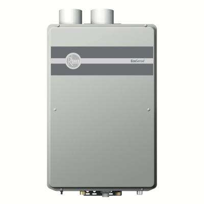 9.0 GPM Natural Gas High Efficiency Indoor Tankless Water Heater with Water Savings Setting and 12 Year Warranty