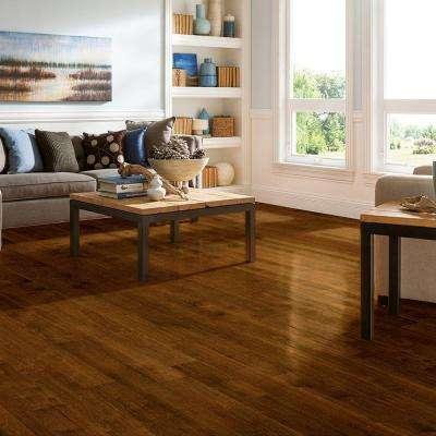 American Vintage Scraped Mountainside Oak 3/8 in. T x 5 in. W x Varying L Engineered Hardwood Flooring (25 sq. ft./case)