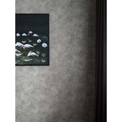 57.8 sq. ft. Reale Grey Stone Wallpaper
