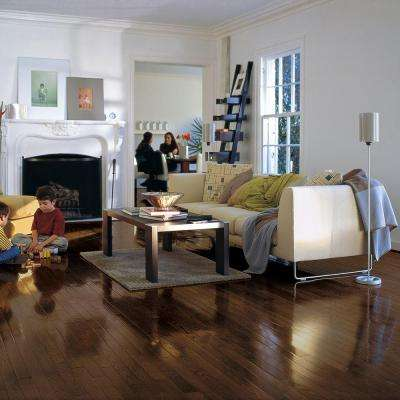 Natural Reflections Oak Walnut 5/16 in. Thick x 2-1/4 in. Wide x Random Length Solid Hardwood Flooring (40 sq. ft./case)