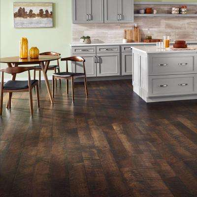 Outlast and Molasses Maple 10 mm Thick x 6-1/8 in. Wide x 47-1/4 in. Length Laminate Flooring (16.12 sq. ft. / case)