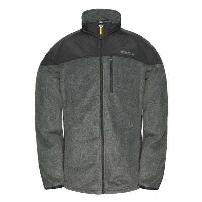 Momentum Men's Polyester Microfleece Jacket