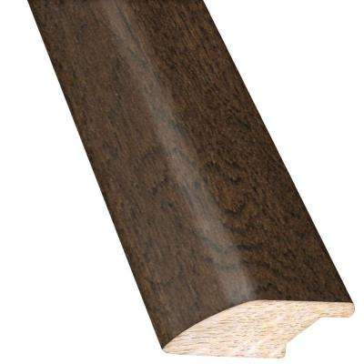 Hickory Ale 3/4 in. Thick x 2-1/4 in. Wide x 78 in. Length Hardwood Lipover Reducer Molding