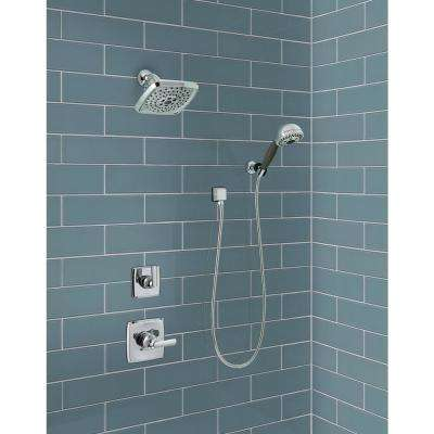 Harbor Gray 4 in. x 12 in. Glass Wall Tile (5 sq. ft. / case)