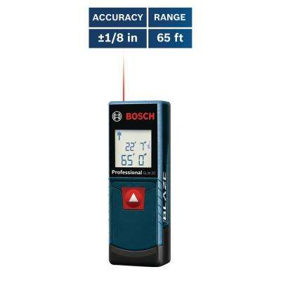 BLAZE 65 ft. Laser Distance Measurer