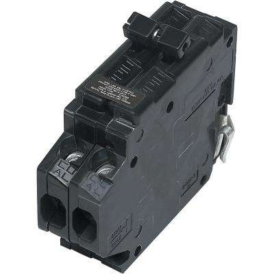 15-Amp 1 in. Double-Pole Type A UBI Replacement Circuit Breaker