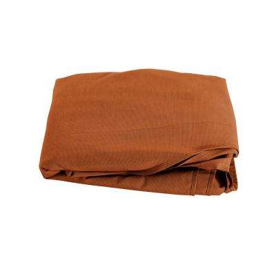 11 ft. Sunbrella Replacement Solar Shade - Canvas Rust