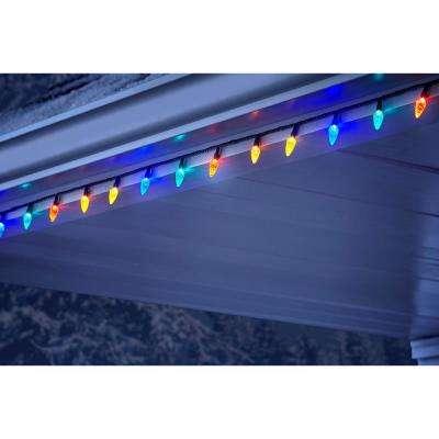 51 ft. 150-Light Multicolor String Lights