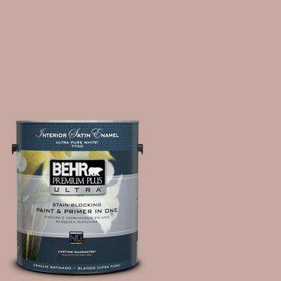 Home Decorators Collection 1-gal. #HDC-NT-06 Patchwork Pink Satin Enamel Interior Paint