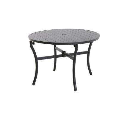 Andrews Slat Patio Dining Table