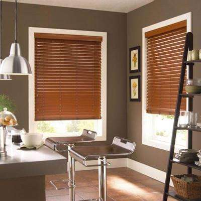 2 in. Economy Fauxwood Blinds