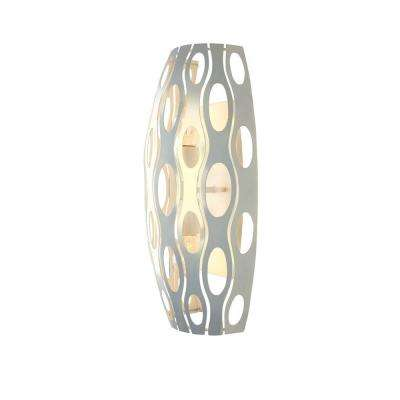 Masquerade 2-Light Pearl Sconce