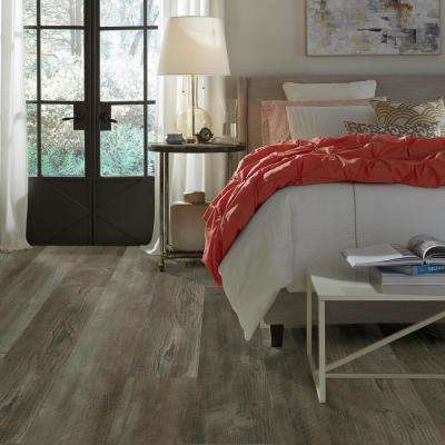 Pinecrest Click 9 in. x 59 in. Rugby Resilient Vinyl Plank Flooring (21.79 sq. ft. / case)