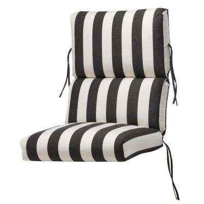 Sunbrella Maxim Classic Outdoor Dining Chair Cushion