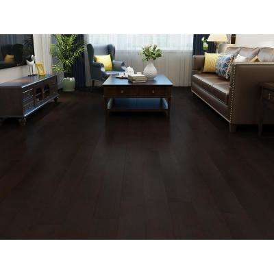 Midnight 1/3 in. Thick x 6.83 in. Wide x 47.83 in. Length Laminate Flooring (16.94 sq. ft.)