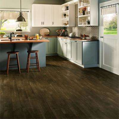 American Home Russet 6 in. x 36 in. Glue Down Vinyl Plank (35.95 sq. ft. / carton)