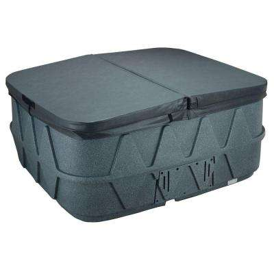 AR-400 Replacement Spa Cover - Charcoal