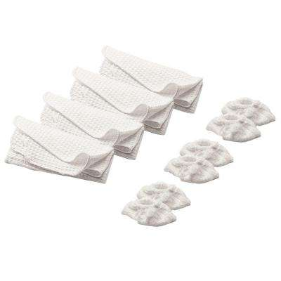 Cloths/Sockettes Set for Eco Care, Eco Power and EcoSteamVac