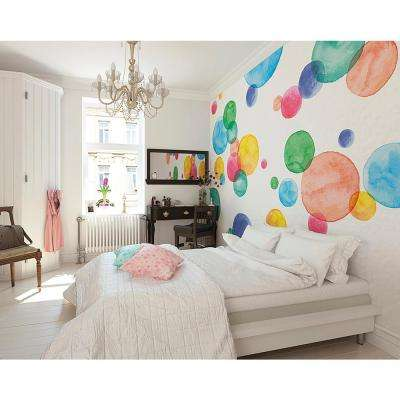 Spots and Dots Wall Mural