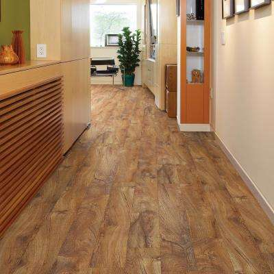 Manchester Click 6 in. x 48 in. Brentwood Resilient Vinyl Plank Flooring (27.58 sq. ft. / case)