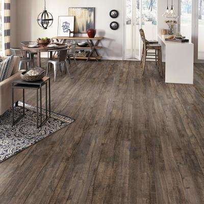 Stratamax Value Plus 12 ft. Width x Custom Length Coyote Coat Residential Vinyl Sheet Flooring