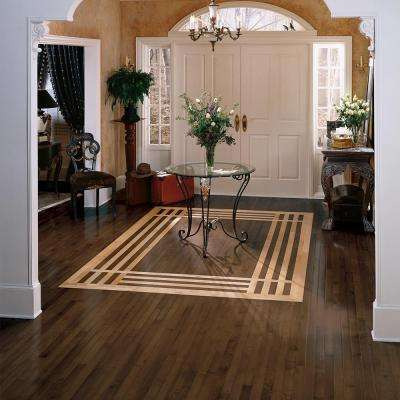 American Originals Carob Maple 3/8 in. x 5 in. W x Varying L Click Lock Engineered Hardwood Flooring (22 sq.ft.)