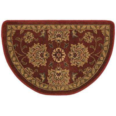 Huntington Red 2 ft. 2 in. x 3 ft. 3 in. Accent Rug
