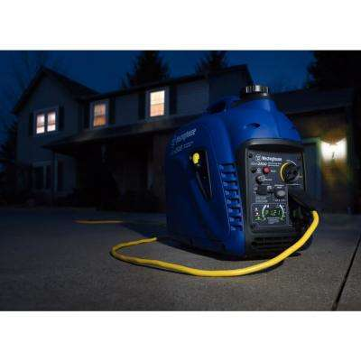 2,500-Watt Super Quiet Gas Powered Inverter Generator with LED Display