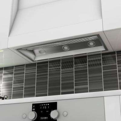ZLINE 34 in. 1200 CFM Insert Range Hood in Stainless Steel