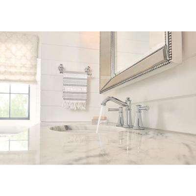 Belfield 8 in. Widespread 2-Handle Bathroom Faucet in Chrome