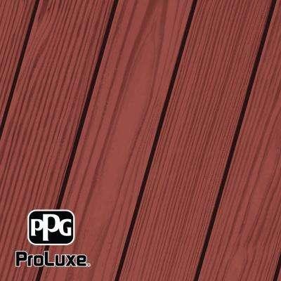 #HDGSRD-ST-52 Navajo Red SRD Semi-Transparent Exterior Wood Finish