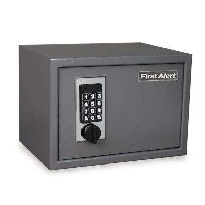 0.62 cu. ft. Capacity Solid Steel Construction Safe