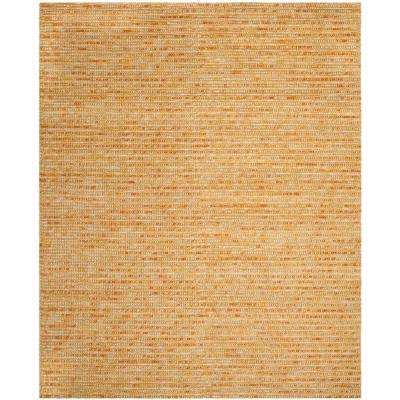 Bohemian Gold/Multi 8 ft. x 10 ft. Area Rug