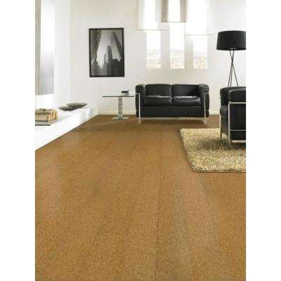 Natural Plank Cork 13/32 in. Thick x 5-1/2 in. Width x 36 in. Length Cork Flooring (10.92 sq. ft. / case)