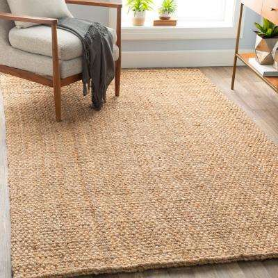 Londonderry Brown 8 ft. x 11 ft. Area Rug