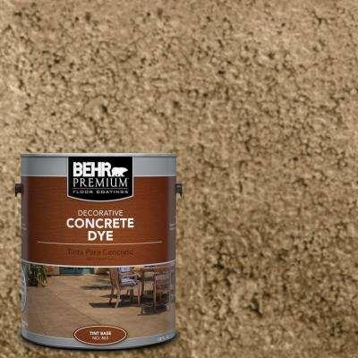 #CD-807 October Oak Concrete Dye
