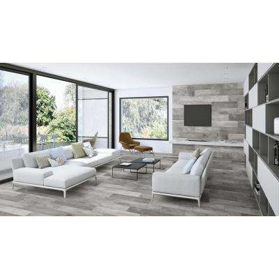 Wind River Grey 6 in. x 24 in. Porcelain Floor and Wall Tile (448 sq. ft. / pallet)
