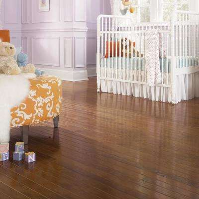 Oak Bourbon 3/4 in. Thick x 2-1/4 in. Wide x Random Length Solid Hardwood Flooring (18 sq. ft. / case)