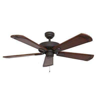 Viceroy 52 in. Bronze Ceiling Fan